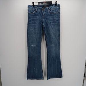 Levi's Women's Boot Cut Blue Denim Size 7 M